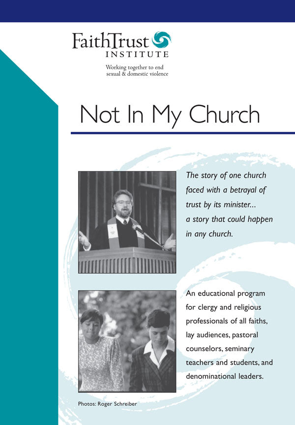 Not in My Church: A Clergy Misconduct Docudrama [Streaming Video: ONE MONTH]