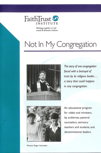 Not in My Congregation: A Clergy Misconduct Docudrama [Streaming Video: ONE WEEK]