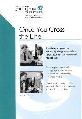 Once You Cross the Line: Addressing Clergy Misconduct (DVD)