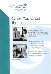 Once You Cross the Line: Addressing Clergy Misconduct [Streaming Video: ONE MONTH]