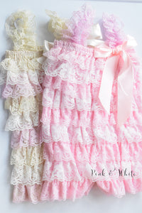 Striped Rompers Pink Coral Raspberry and more
