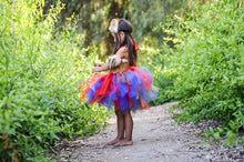 Load image into Gallery viewer, Native American Inspired Tutu dress! Inspired by Pocahontas herself.