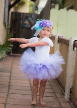 Load image into Gallery viewer, Baby Toddler Lavender Tutu perfect Halloween Costume Tutu for Baby or Toddler