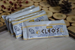 White Chocolate Cleo's™- 5 Bar Value Pack - Sweet-Satisfaction.com
