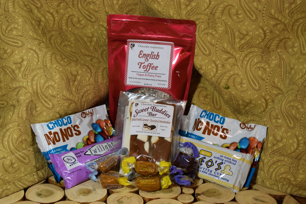 Gluten Free, Dairy Free & Vegan Friendly Treats Box - Discounted Limited Time Only! - Sweet-Satisfaction.com