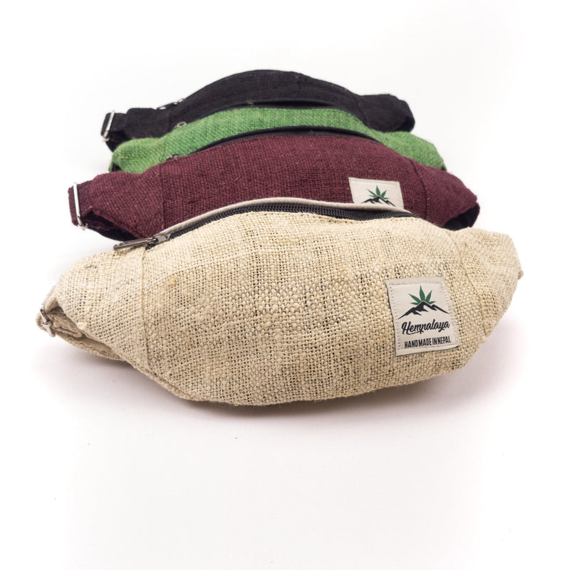 Hemp fanny pack small - Hempalaya