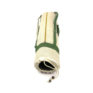Hemp yoga mat bag - Hempalaya
