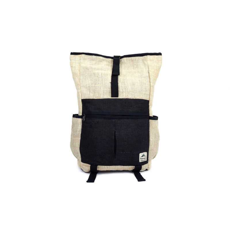 Daypack Backpack Hemp - Backpack - Hempalaya