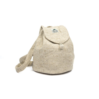 Punty backpack hemp - small - Backpack - Hempalaya