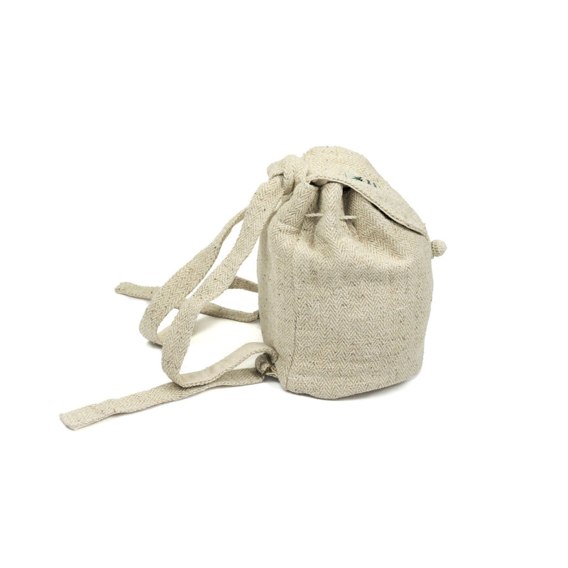 Punty hemp backpack, small, natural - Hempalaya