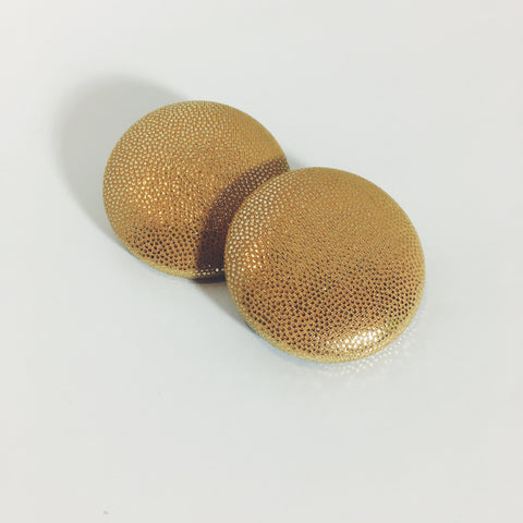 Golden I Earrings