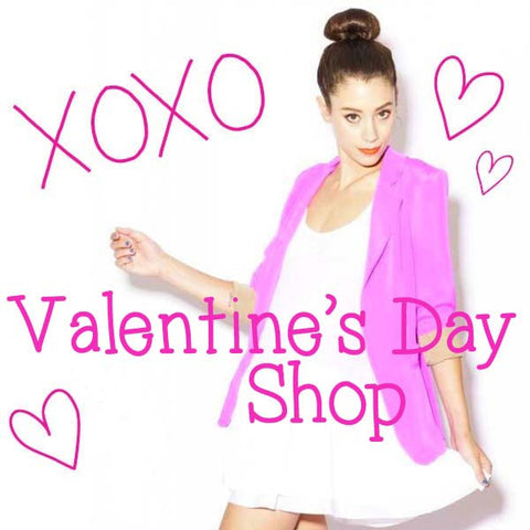 Valentine's Day Shop