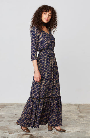 Jack by BB Dakota Sibyl Maxi Dress - Dolcetti - 3
