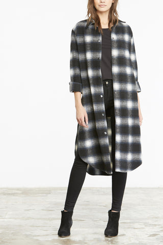 BB Dakota Rivington Shirt Coat - Dolcetti - 1