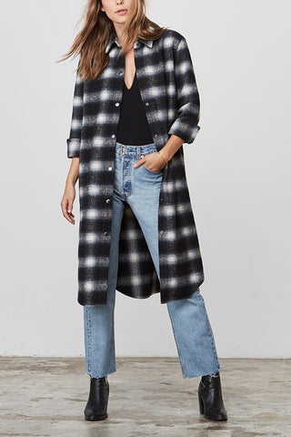 BB Dakota Rivington Shirt Coat - Dolcetti - 2