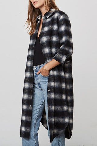 BB Dakota Rivington Shirt Coat - Dolcetti - 3