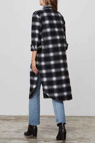 BB Dakota Rivington Shirt Coat