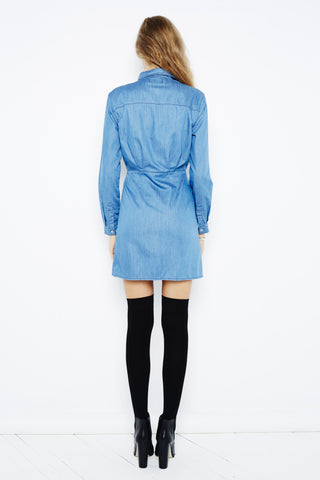 MINKPINK Jericho Denim Shirt Dress - Dolcetti - 2