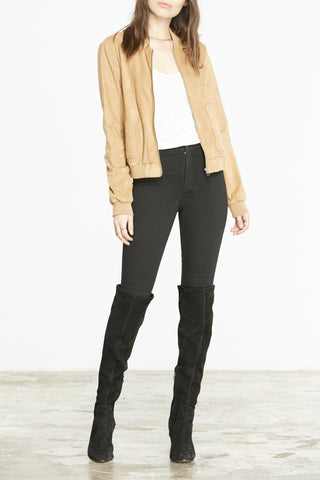 Jack by BB Dakota Finley Bomber Jacket - Dolcetti - 1