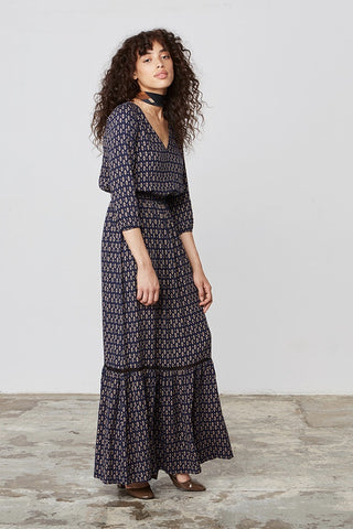 Jack by BB Dakota Sibyl Maxi Dress - Dolcetti - 4