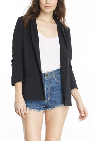 BB Dakota Shiri Hooded Blazer
