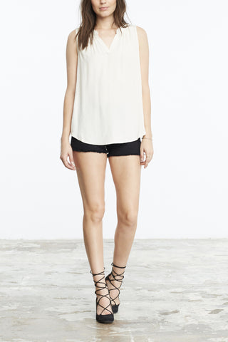 Jack by BB Dakota Paulina Tank in Ivory