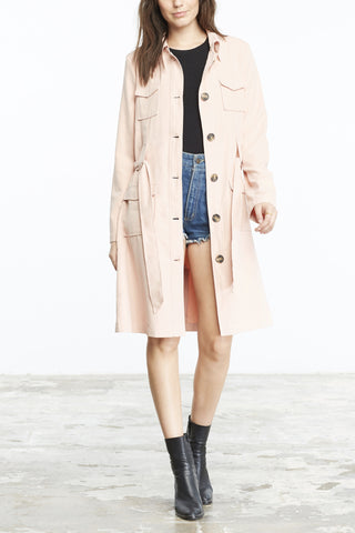 Jack by BB Dakota Artemis Trench Coat
