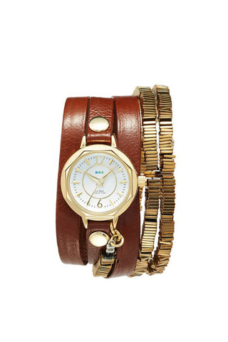 La Mer Collections Highline Del Mar Wrap Watch - Dolcetti - 1