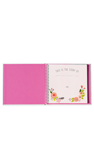 Lucy Darling Little Artist Memory Book - Dolcetti - 2