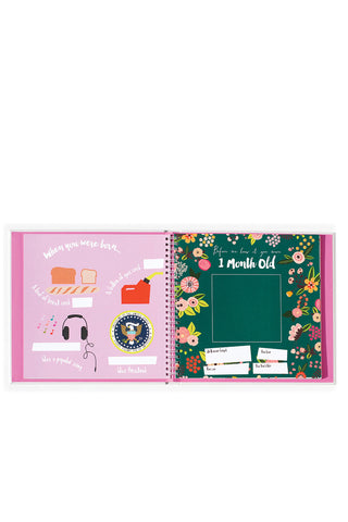 Lucy Darling Little Artist Memory Book - Dolcetti - 3