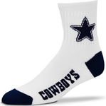 DALLAS COWBOYS - LOGO SOCKS