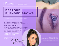 Bespoke Blended Brows Masterclass | with @hanakellydelineate