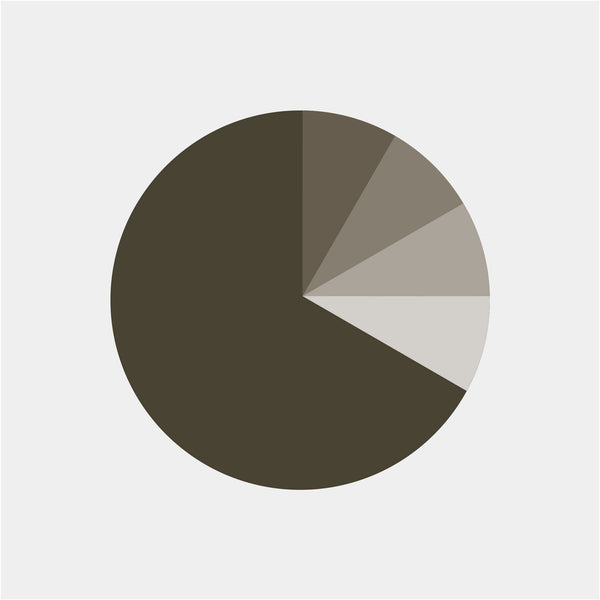 Colour Trend Dark Cool Brown