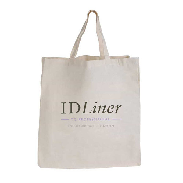 ID Liner Tote bags