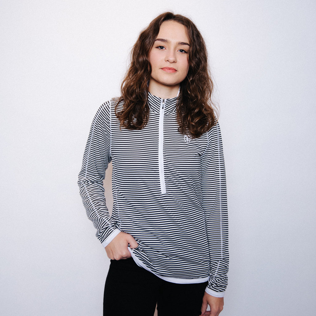Women's Stripe Pullover
