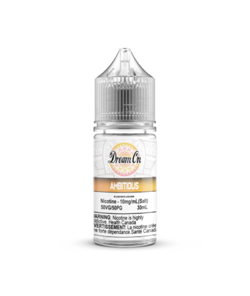 Ambitious by Dream On Salt - 30mL
