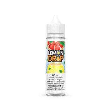 Blood Orange by Lemon Drop Ice - 60mL - Summit Vape Co.