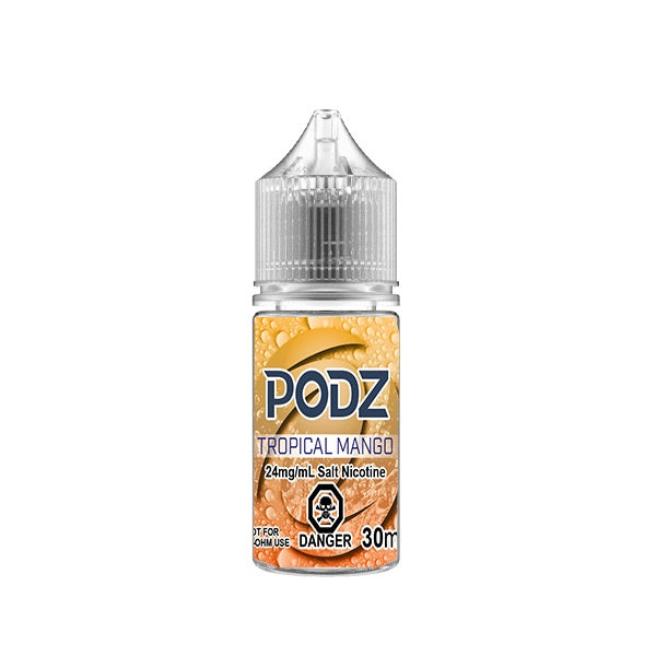 Tropical Mango by Podz - 30mL - Summit Vape Co.