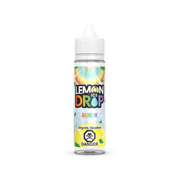 Rainbow by Lemon Drop Ice - 60mL - Summit Vape Co.