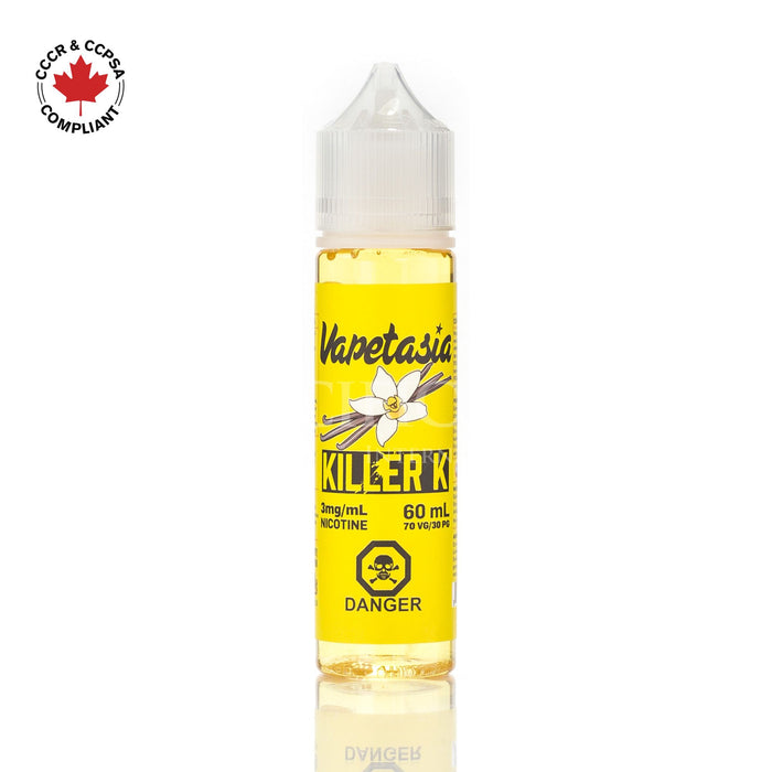 Vapetasia - Killer K (Killer Kustard) 60mL - Summit Vape Co.