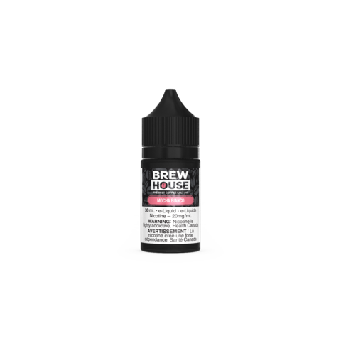 Mocha Bianco by Brew House Salt - 30mL