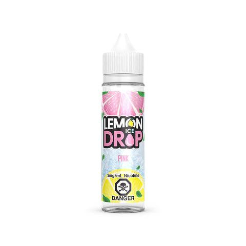Pink by Lemon Drop Ice - 60mL - Summit Vape Co.