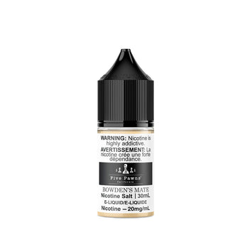 Bowdens Mate by Five Pawns Salts - 30mL - Summit Vape Co.