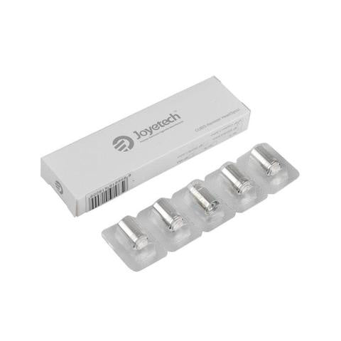 JOYETECH CUBIS COILS (5 PACK) - 0.5ohm - Summit Vape Co.
