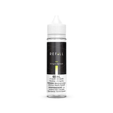 Ginger Splash by Refill - 60mL