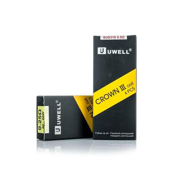 UWELL CROWN 3 COILS (4 PACK) - Summit Vape Co.