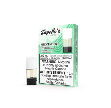 Japello's Helen's Melons - STLTH Pods (3 Pack) - Summit Vape Co.