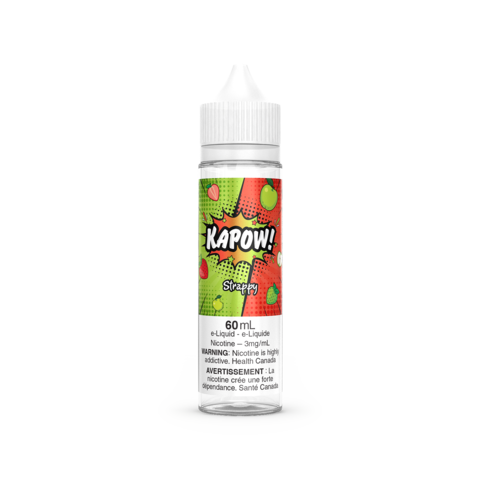 Strappy by Kapow - 60mL - Summit Vape Co.