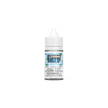 Blue Raspberry by Lemon Drop Ice Salt - 30mL - Summit Vape Co.
