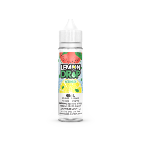 Watermelon by Lemon Drop Ice - 60mL - Summit Vape Co.